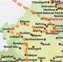 Indie-Rajastan-Goa, 02.02-17.02.2021 (16 dni)