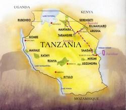 Safari-Tanzania-Zanzibar, 21.11 - 4.12.2020 (14dni)
