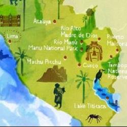 Peru, Andy, Amazonia, 21.05 - 6.06.2021 (17 dni)